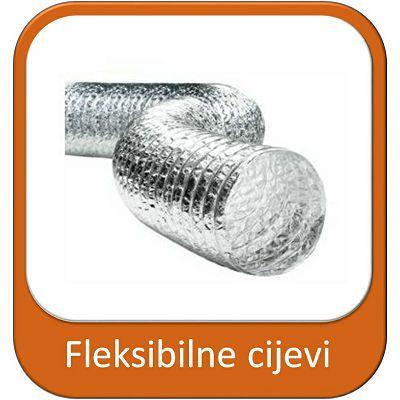 Fleksibilne cijevi za ventilaciju