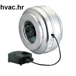 Cijevni ventilator fi 100  VENT-100L