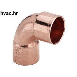 Bakreno (Cu) koljeno fi 15 mm, 90° NN