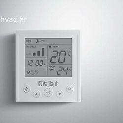 Digitalni zidni termostat za kanalne i parapetne ventilokonvektore VA 1-WC D