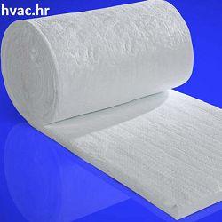 Keramička izolacija 1260 °C , CERABLANKET 128 otporna na visoke temperature 25 mm