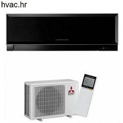 Klima uređaj 2,5 kW - MITSUBISHI Kirigamine Zen MSZ-EF/MUZ-EF, crni