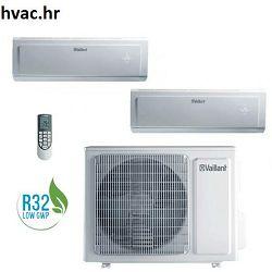 Klima uređaj s 2 unutarnje jedinice - VAM 8-052 W205 - DUAL