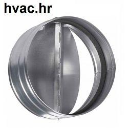 Nepovratna klapna za ventilaciju fi 100