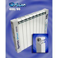 Aluminijski radijator, članak 500 mm - LIPOVICA Orion 500 (163 W)