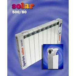 RADIJATOR LIPOVICA SOLAR 500/80, 147 W / aluminijski članak