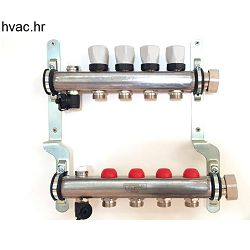 Razdjelnik za radijatorsko grijanje TTO Intera 59 E ,5  krugova