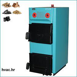 Toplovodni kotao na drva 14 kW - CENTROMETAL EKO-CK P
