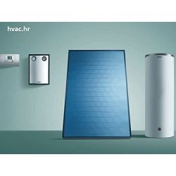 VAILLANT Solarni paket 400 (3 VFK 125, VRC 560, VIH S 400 L + sav pribor)