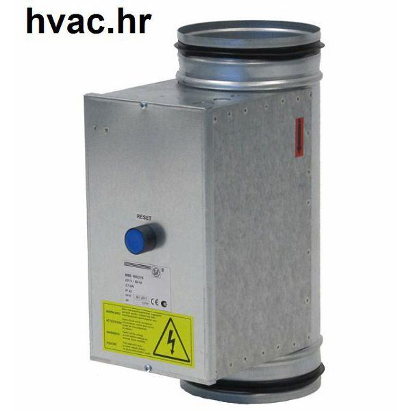 Eelektrični grijač fi 250 , 3000 W - EKA 250-3,0-1F