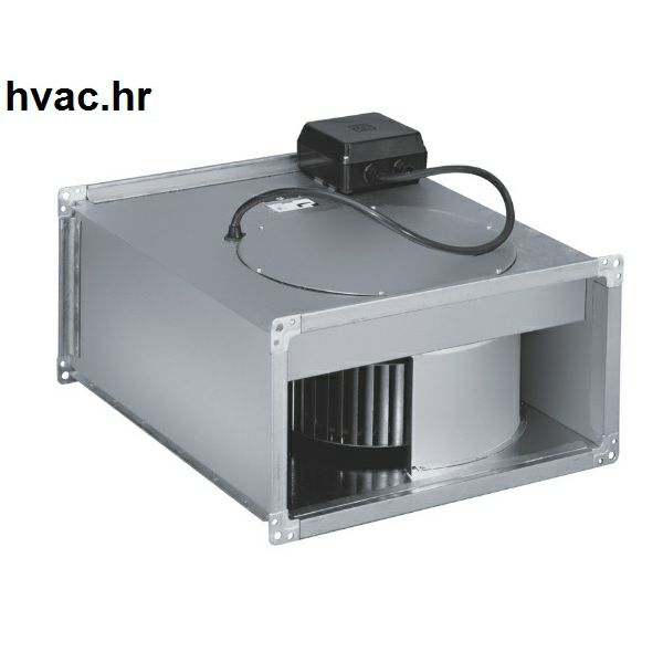 Kanalni ventilator ILB/4-225 , 500x250