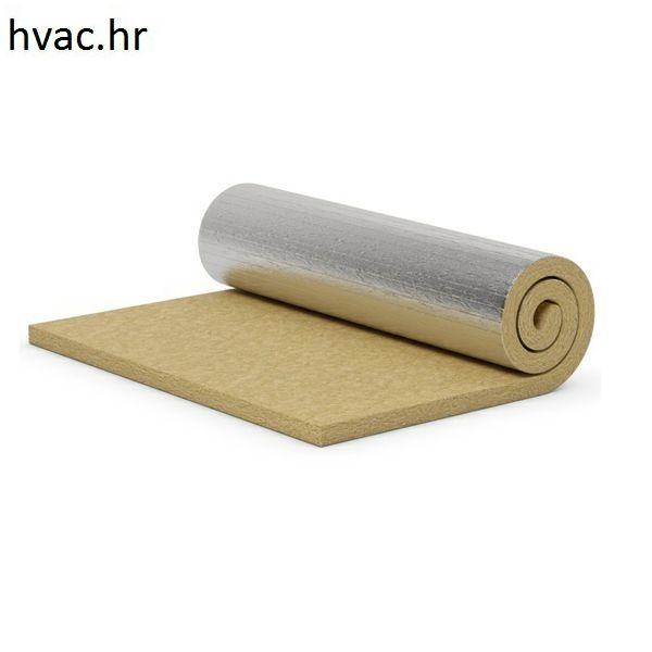 Kamena vuna na Alu foliji 50 mm (1 bala=5m2)