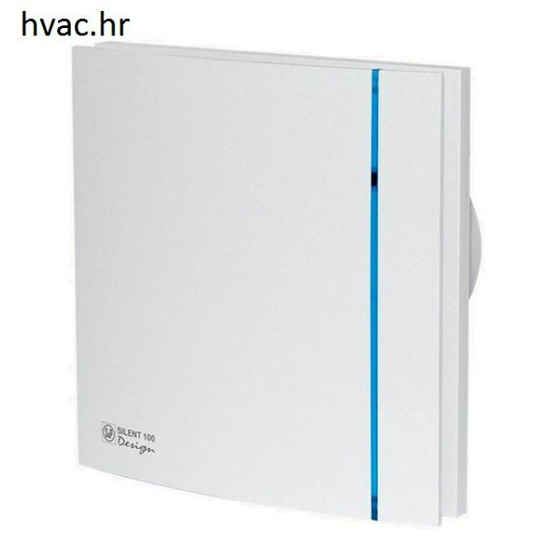 Kupaonski ventilator SILENT-100 CRZ DESIGN-3C