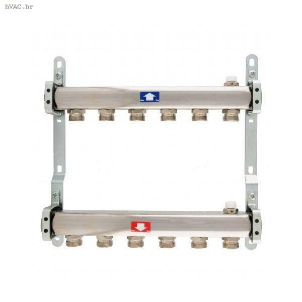 Razdjelnik za radijatorsko grijanje TTO Intera 52  E ,8  krugaova