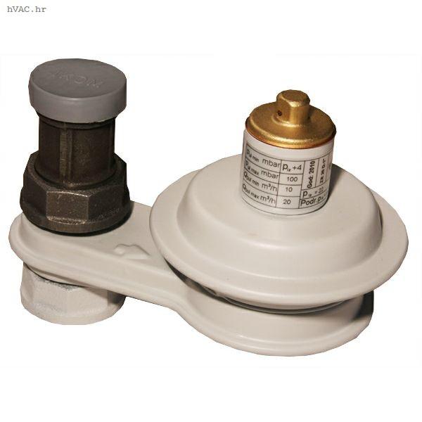 Regulator tlaka plina ZR 20 – vatrootporni