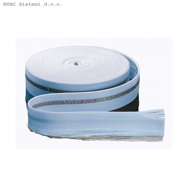 Samoljepljiva rubna izolacijska traka 130x10mm (25 met./kolut)
