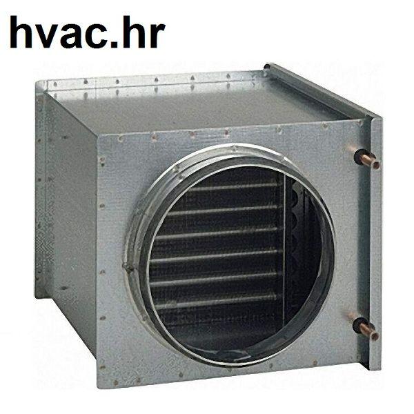 Toplovdni grijač zraka fi 250 , AVS-250