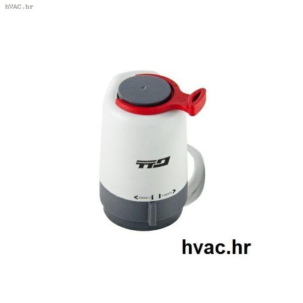 Termoelektrični pogon 24V NC ED - univerzalni (za INOX i MS razdjelnike)