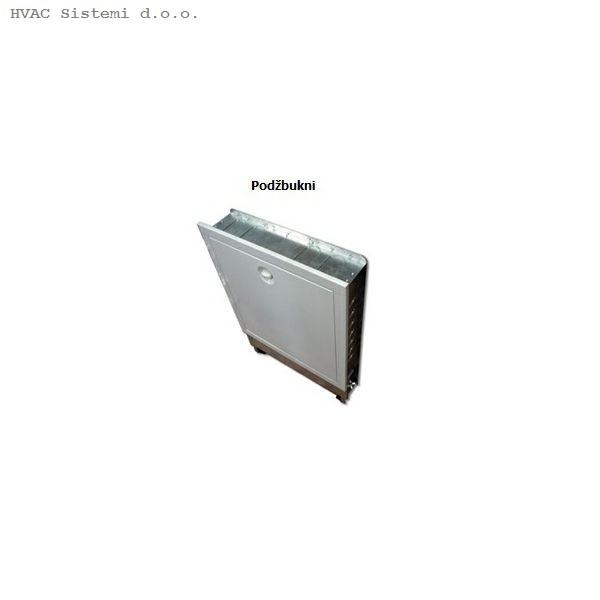 Ormarić za razdjelnik, do 11 krugova - UNI 900 (898 x 705 x 110 mm)