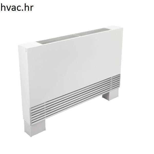 Delux ventilokonvektor (fan coil) 2-cijevni -  FC600