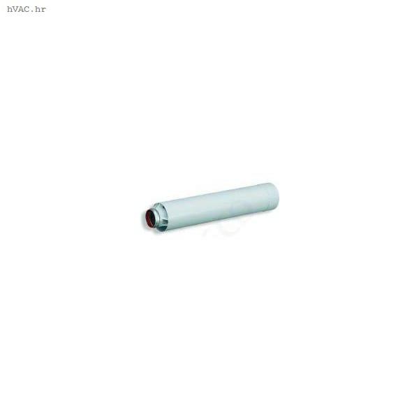 Vaillant produžetak dimovoda 0,5m 60/100 za kondenzacijske VU/VUW bojlere